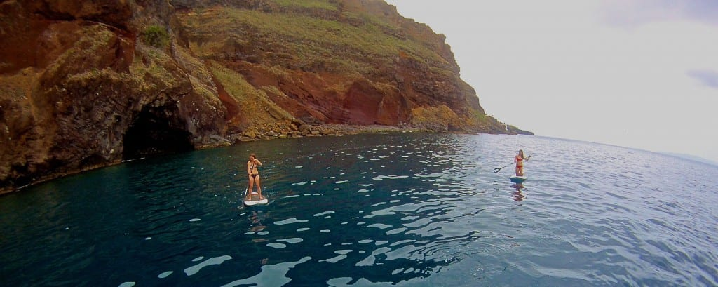 SUP in Madeira - Around Freedom