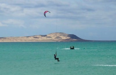 kitesurf advanced lessons