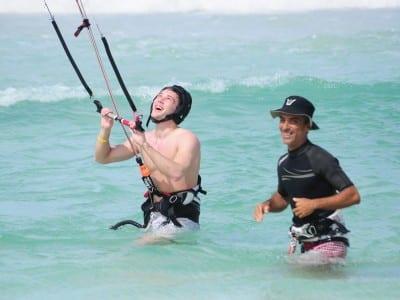 kitesurf lessons caboverde