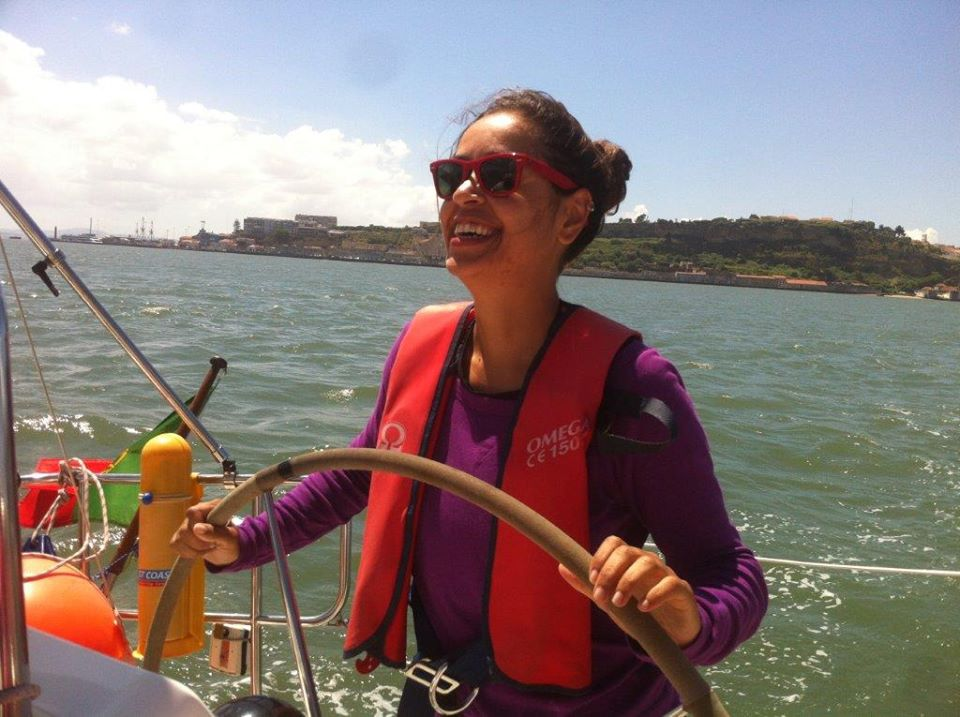 learn sailing lisboa