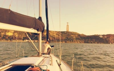 sailing Lisboa