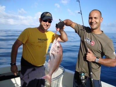 Alvor Fishing jigginng