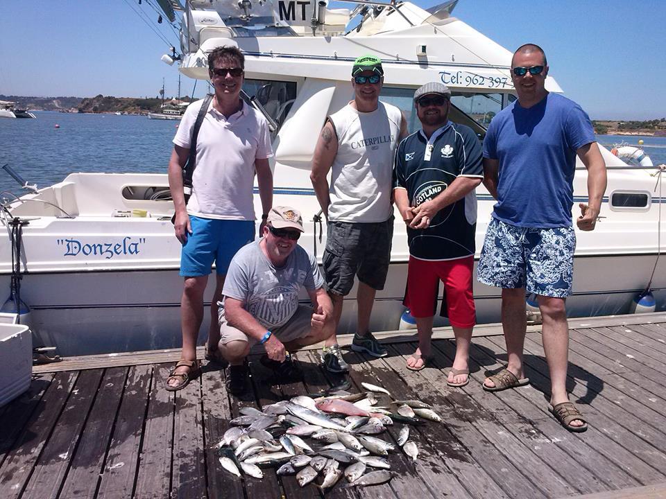alvor Fishing Portugal