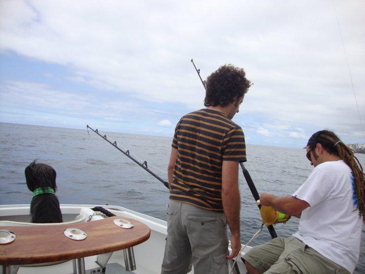 Vissen Vanaf Madeira Seabookings