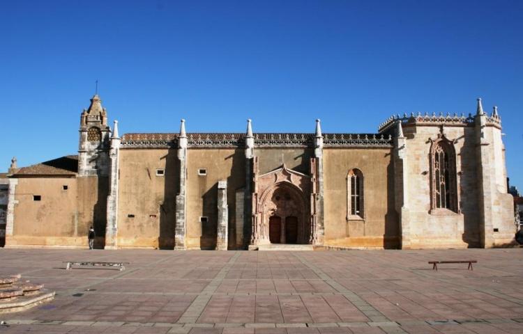 Mosteiro de jesus setubal