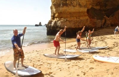 SUP lessons Lagos