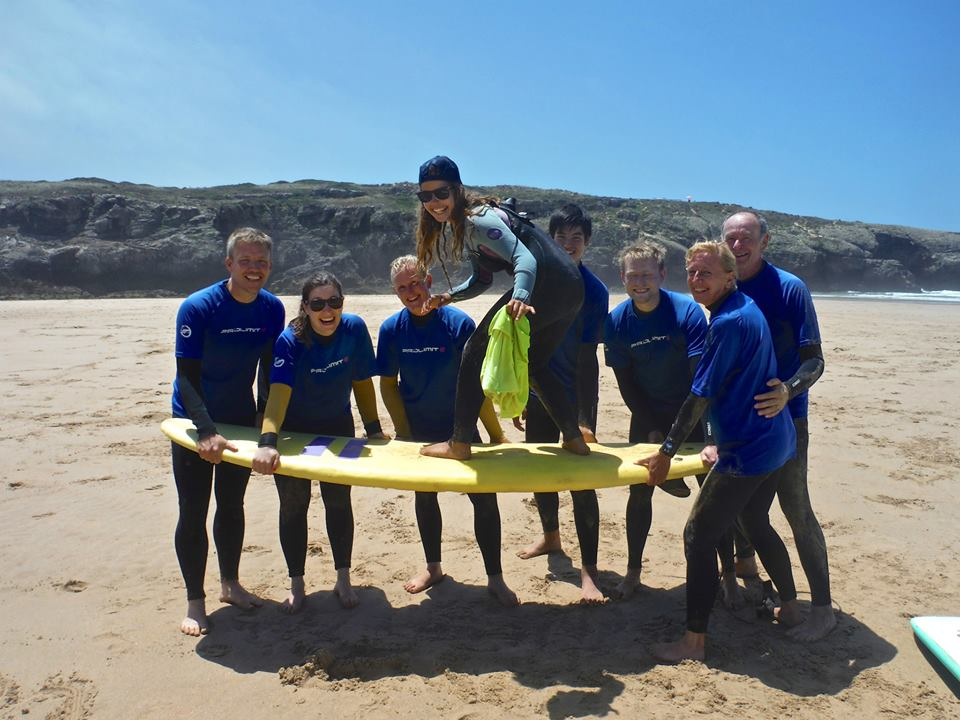 surf school algarve