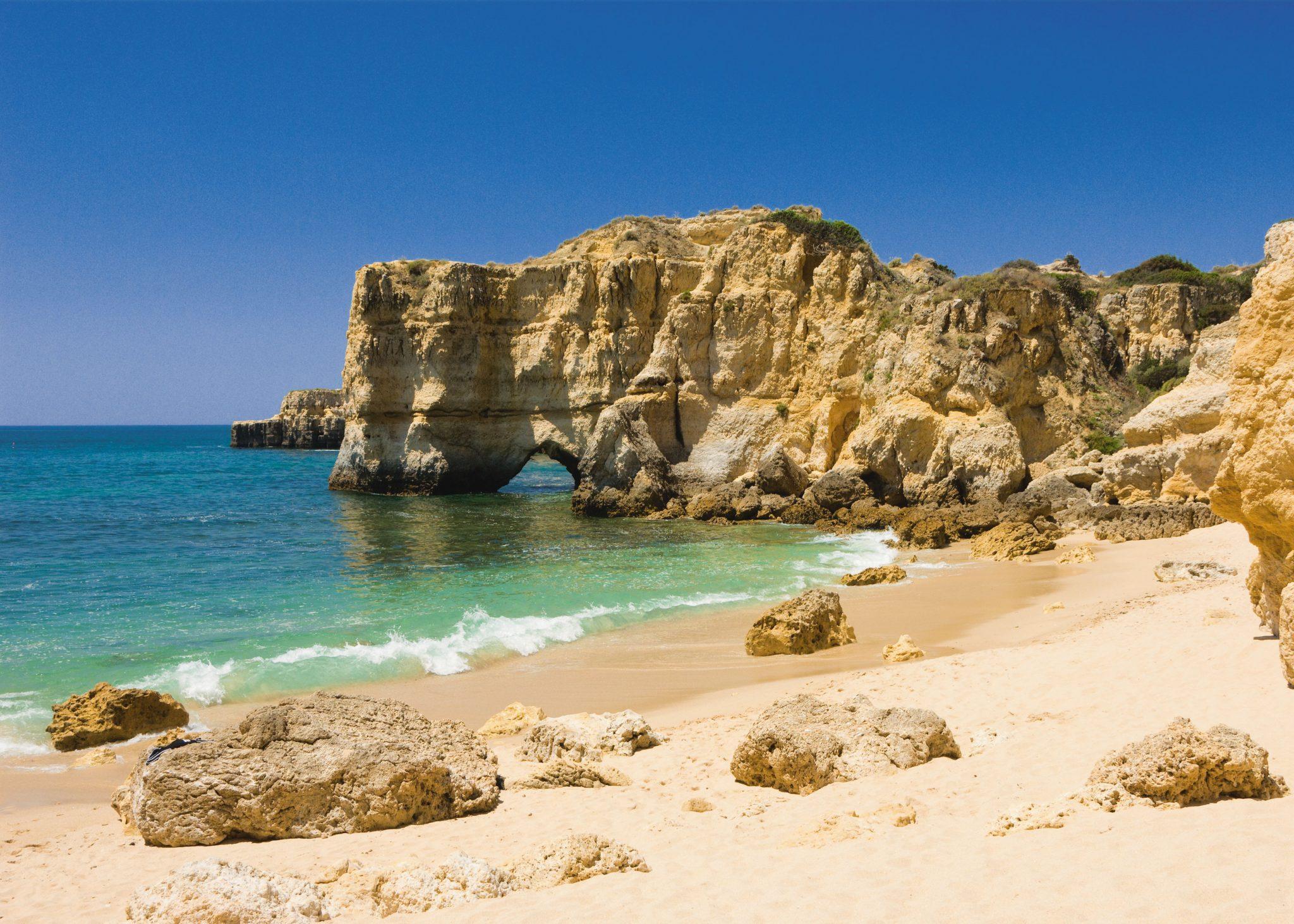Best Hotel On The Beach In Algarve