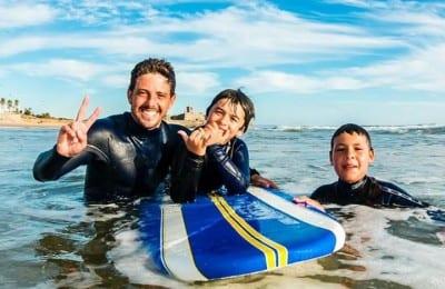 Lisbon Surf Connection
