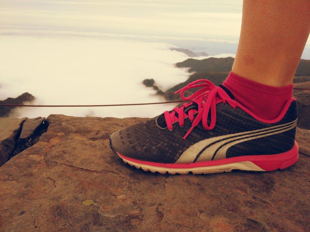 Running in Madeira