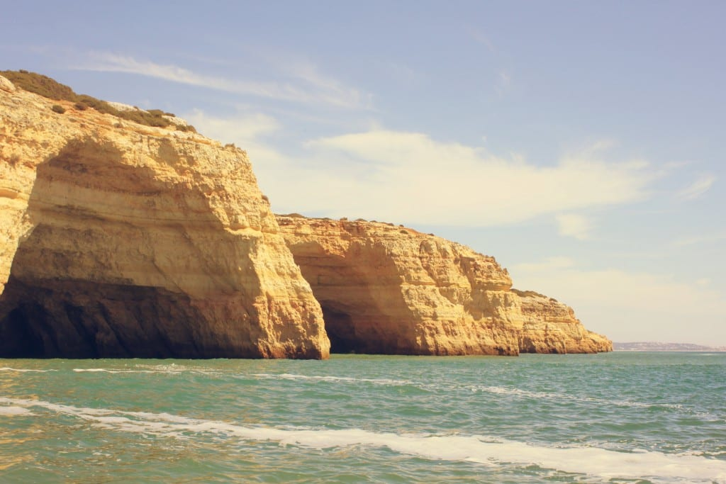 Algarve caves - The best of Algarve boat tours