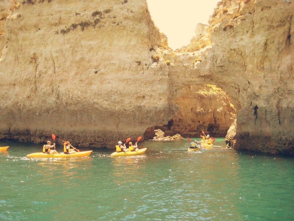 Elefant cave Portugal