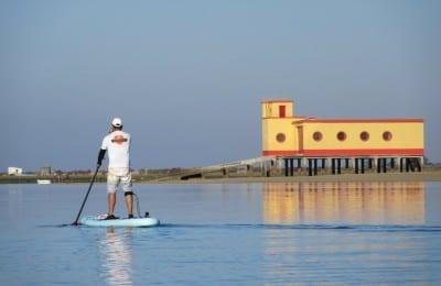 SUP tour Faro
