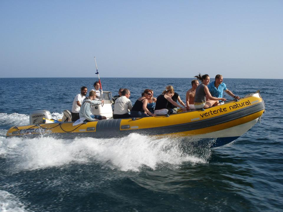 Boat tour from Sesimbra