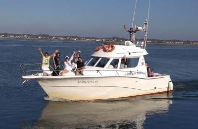 Boat tour in Aveiro