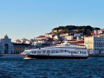Boat trip Lisbon