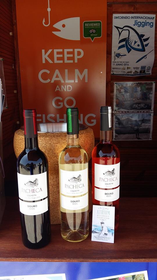 Wine tasting boat tour in Alvor