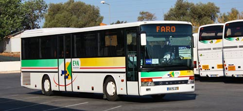 Tips for getting around in the Algarve - by bus
