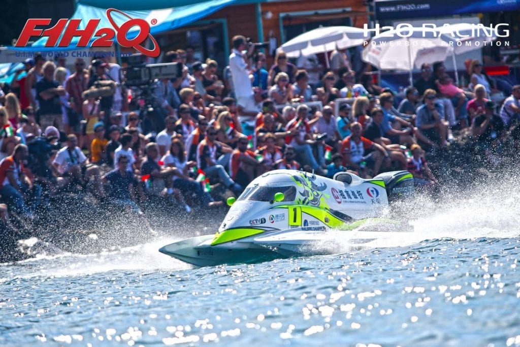 In July this year, the Powerboats in Portimão are back.