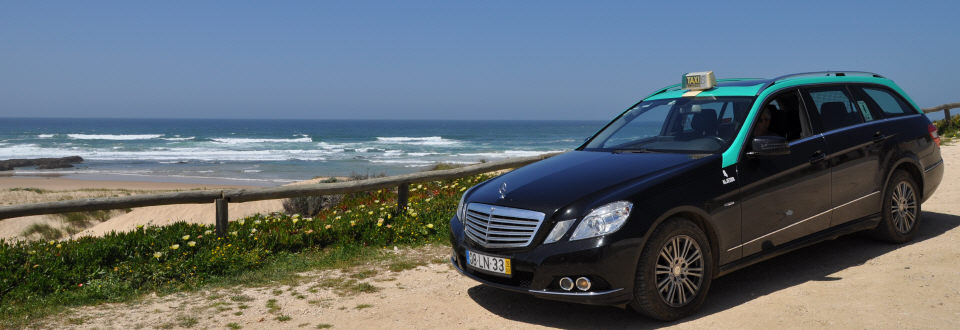 Tips for getting around in the Algarve - by taxi
