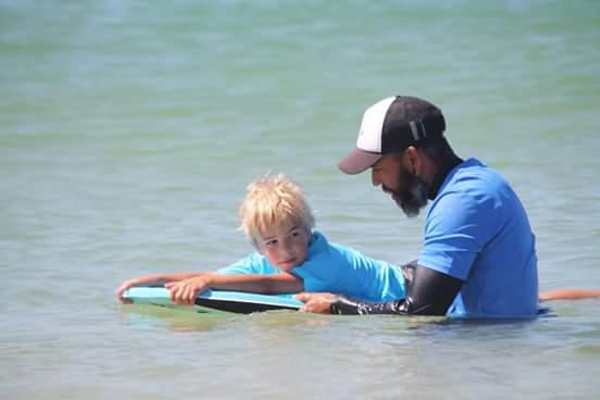 Férias de Surf Kids