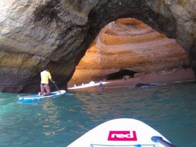 Algarve Benagil SUP tour