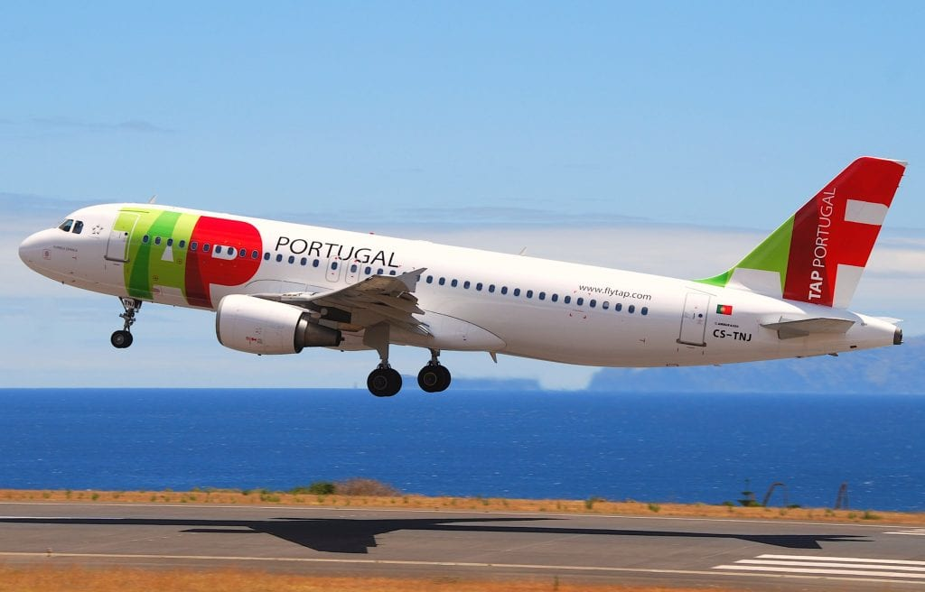TAP Portugal Madeira