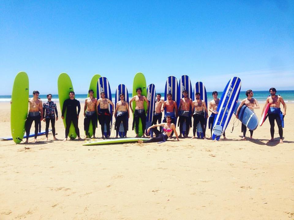 surf lisboa