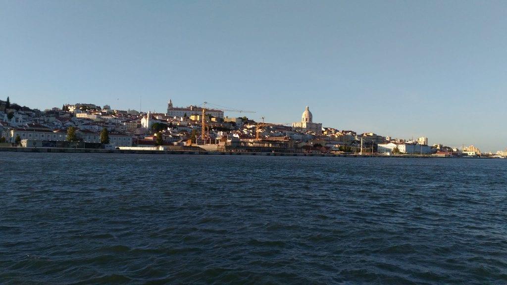 Sailing tour Lisbon