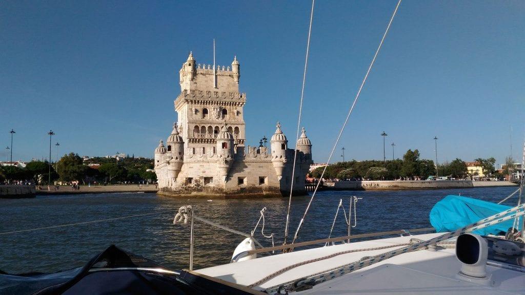 Sailing tour Lisbon (1)