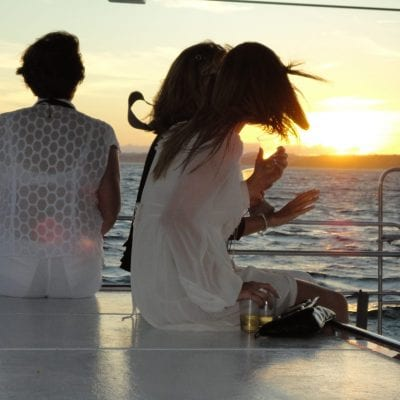 BBQ cruise in Vilamoura during sunset