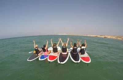 SUP tour in Albufeira SeaBookings (15)