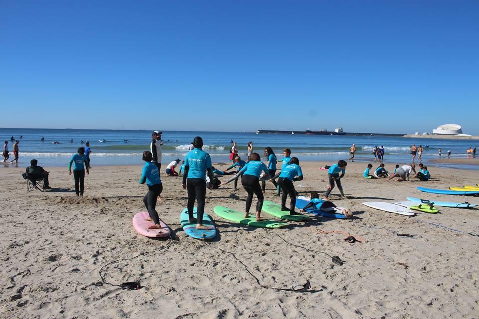 Matosinhos surf lesson