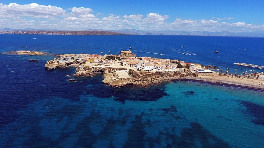 Discover Alicante from a SUP board