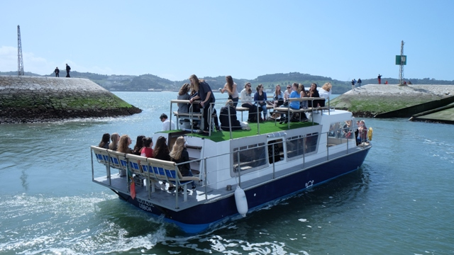This is THE party boat