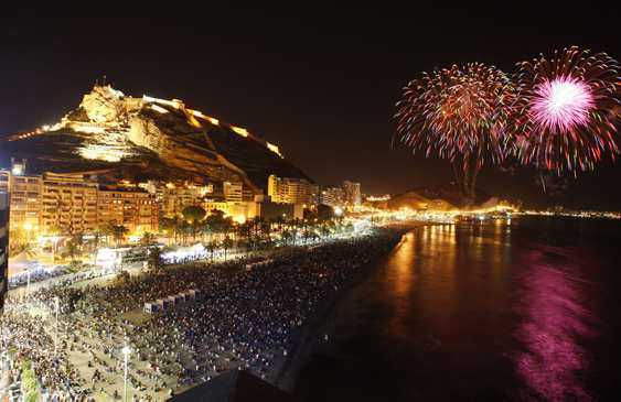 Between the 25th and 29th of June this tour is extra special because you will see fireworks!
