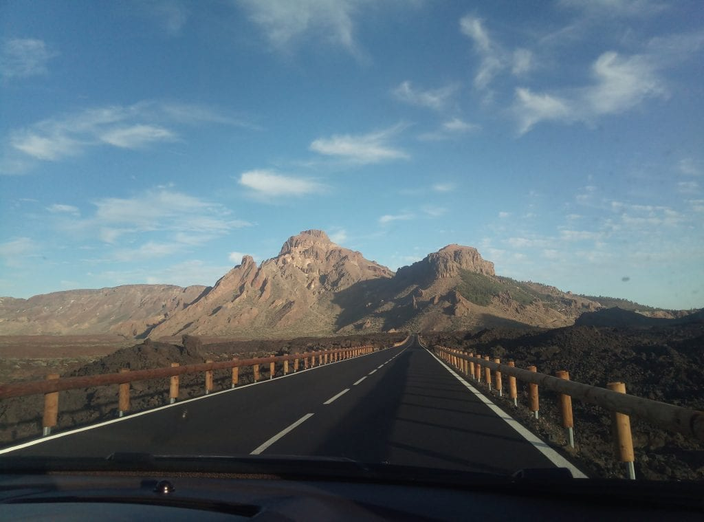 By car you're most flexible and can explore the Teide Natural Park