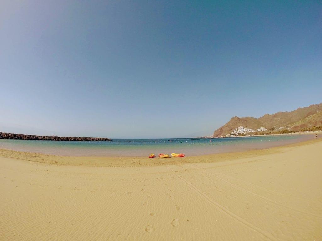 Welcome to Playa de las Teresitas
