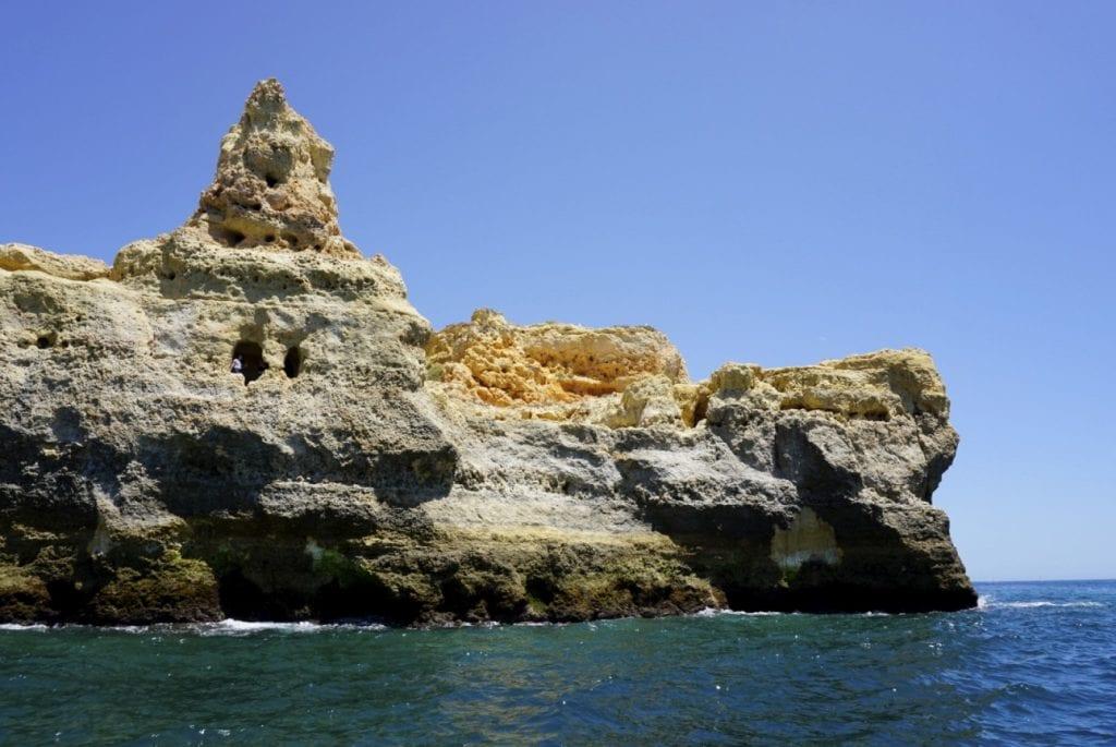 Explore the unique rock formations