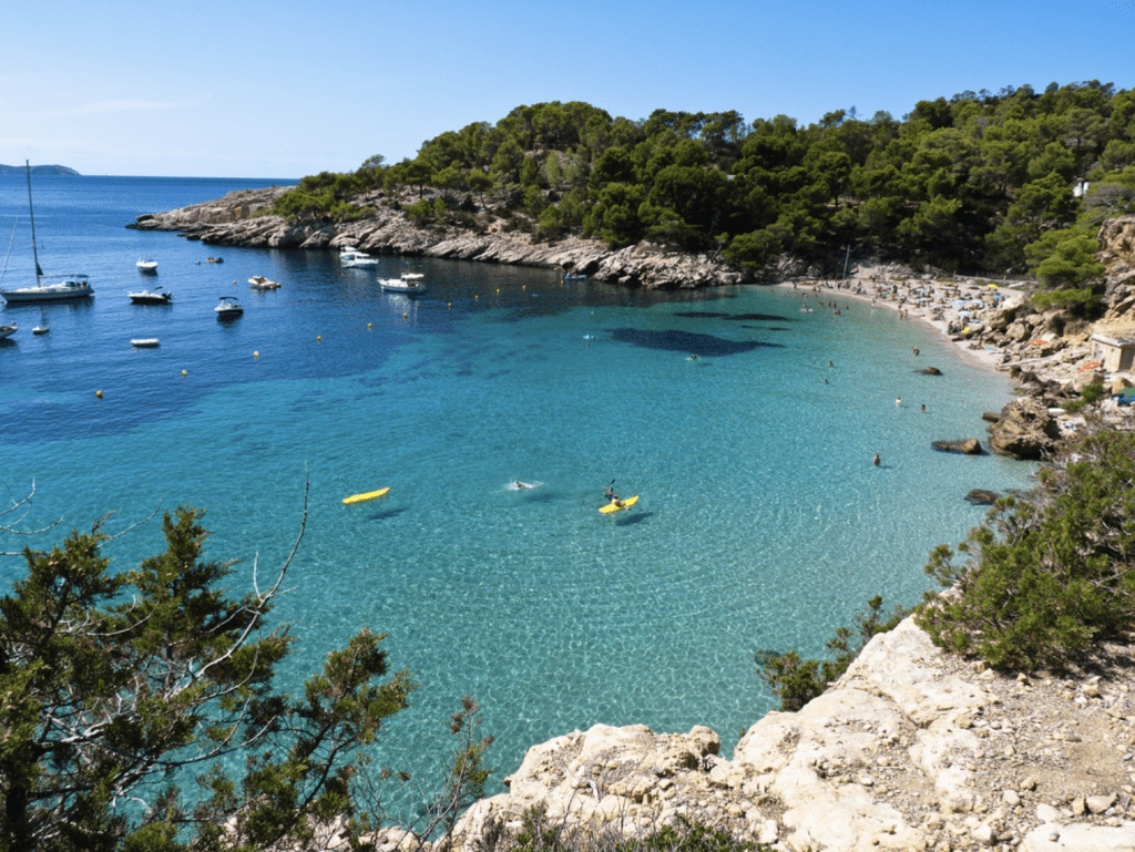 SeaBookings Blog Discover the best beaches in Ibiza - SeaBookings Blog