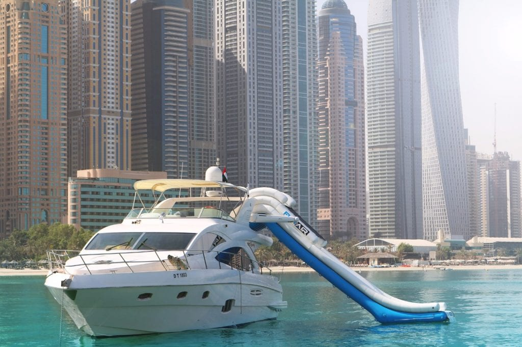 Enjoy one of the most modern marinas of the world