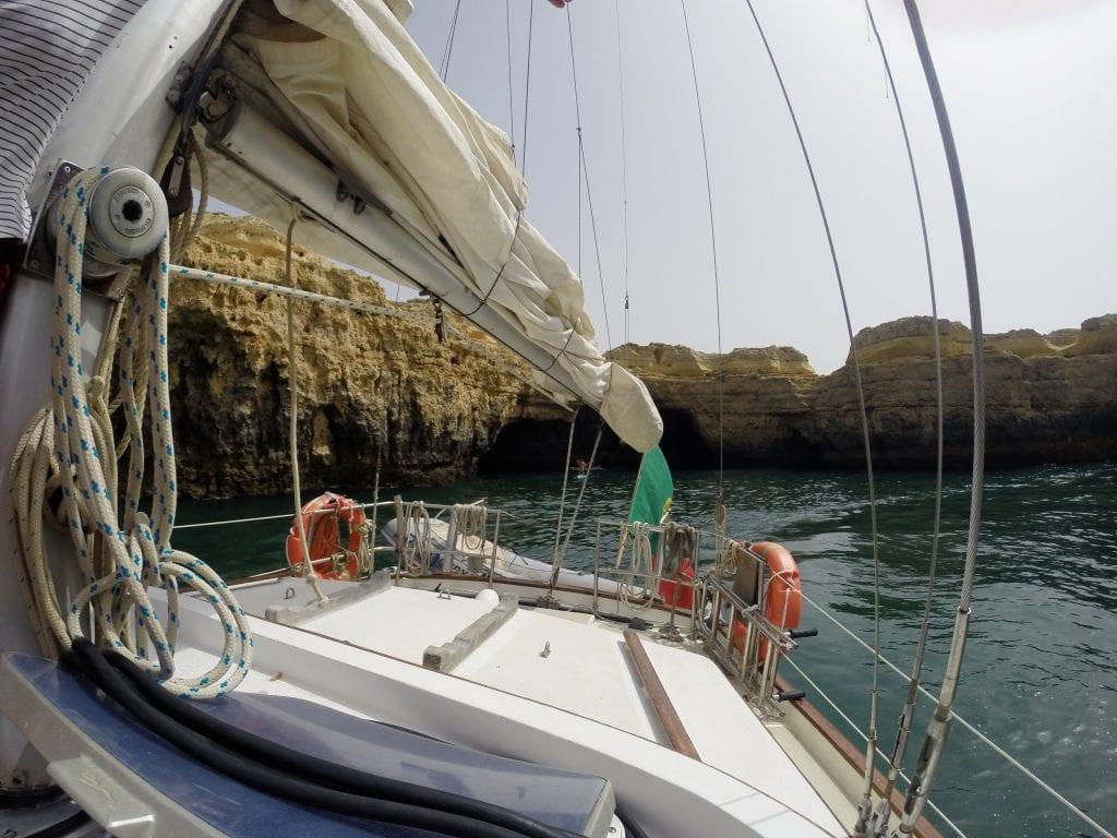 sailing trip in Albufeira
