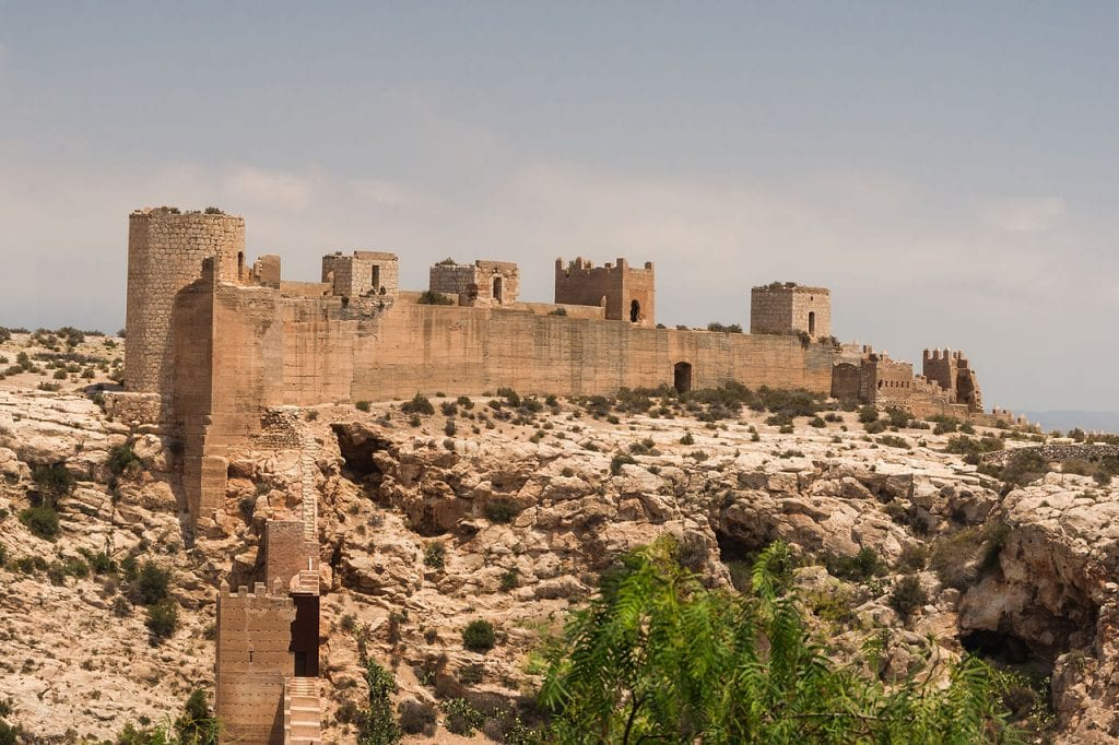 Climb a bit and visit the La Alcazaba