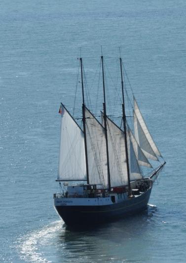 Sailing yacht Lisbon1