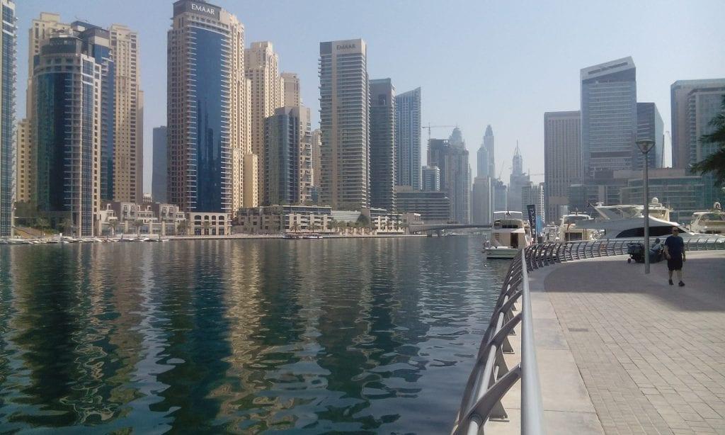 Enjoy the Marina, of course ;)