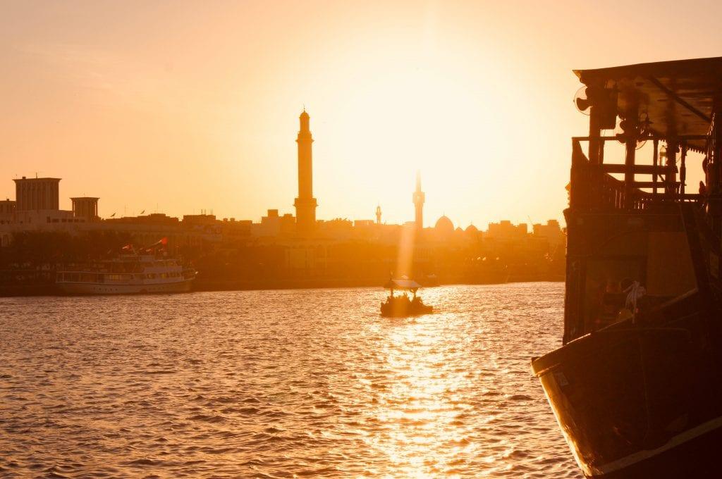Dubai is a romantic city, but take it easy ;)